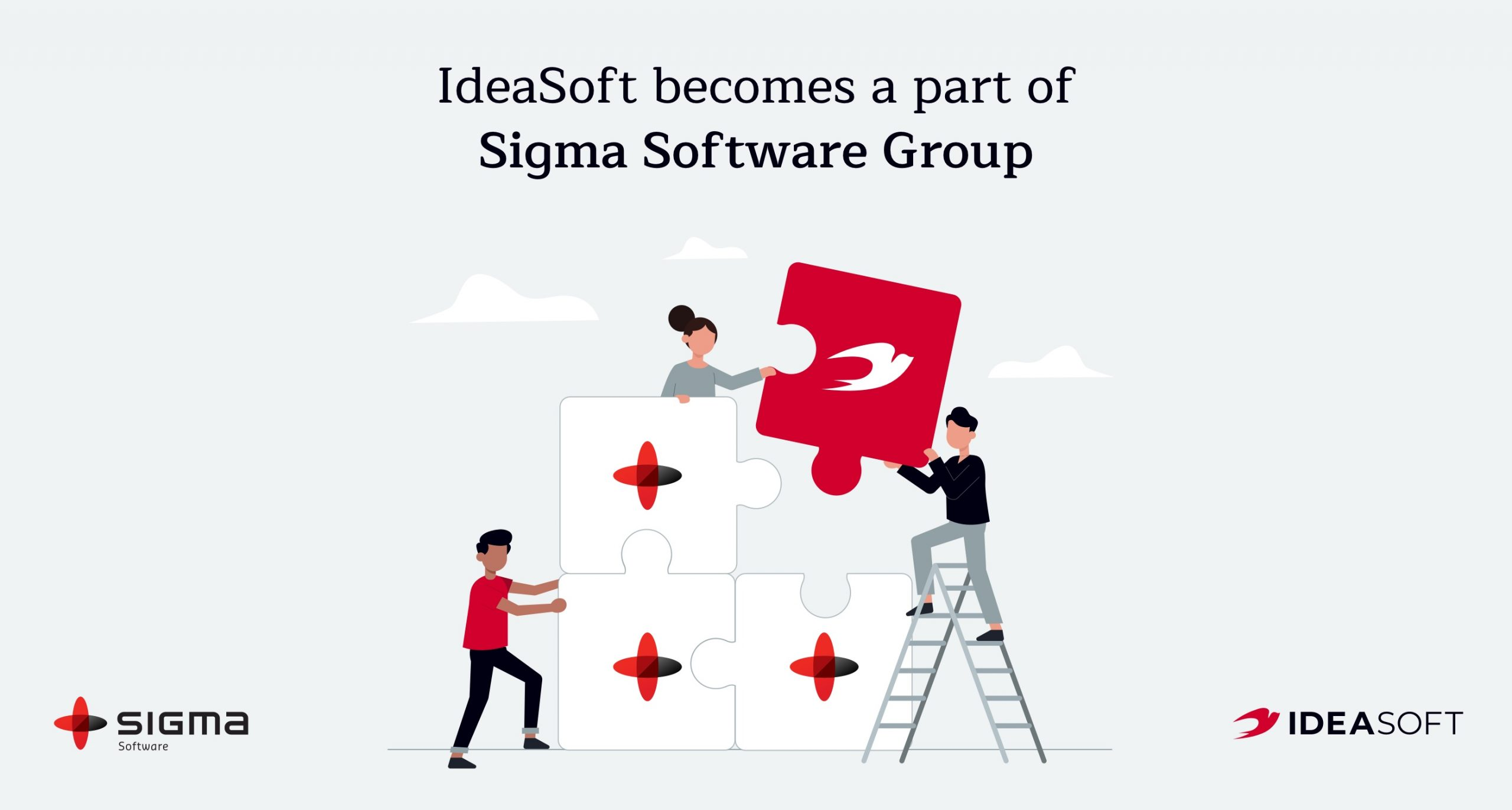 IdeaSoft becomes part of Sigma Software Group