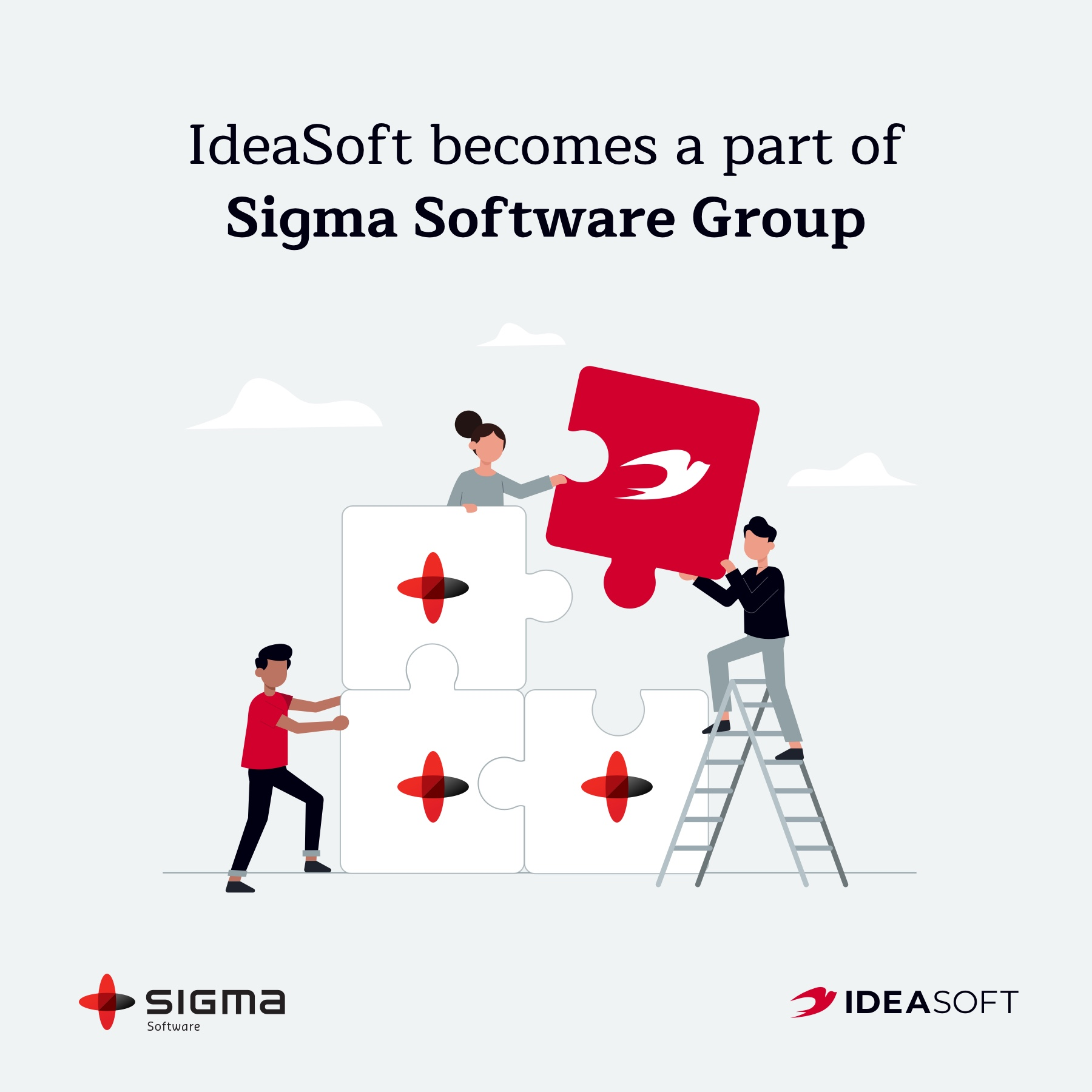 IdeaSoft becomes a part of Sigma Software Group Preview