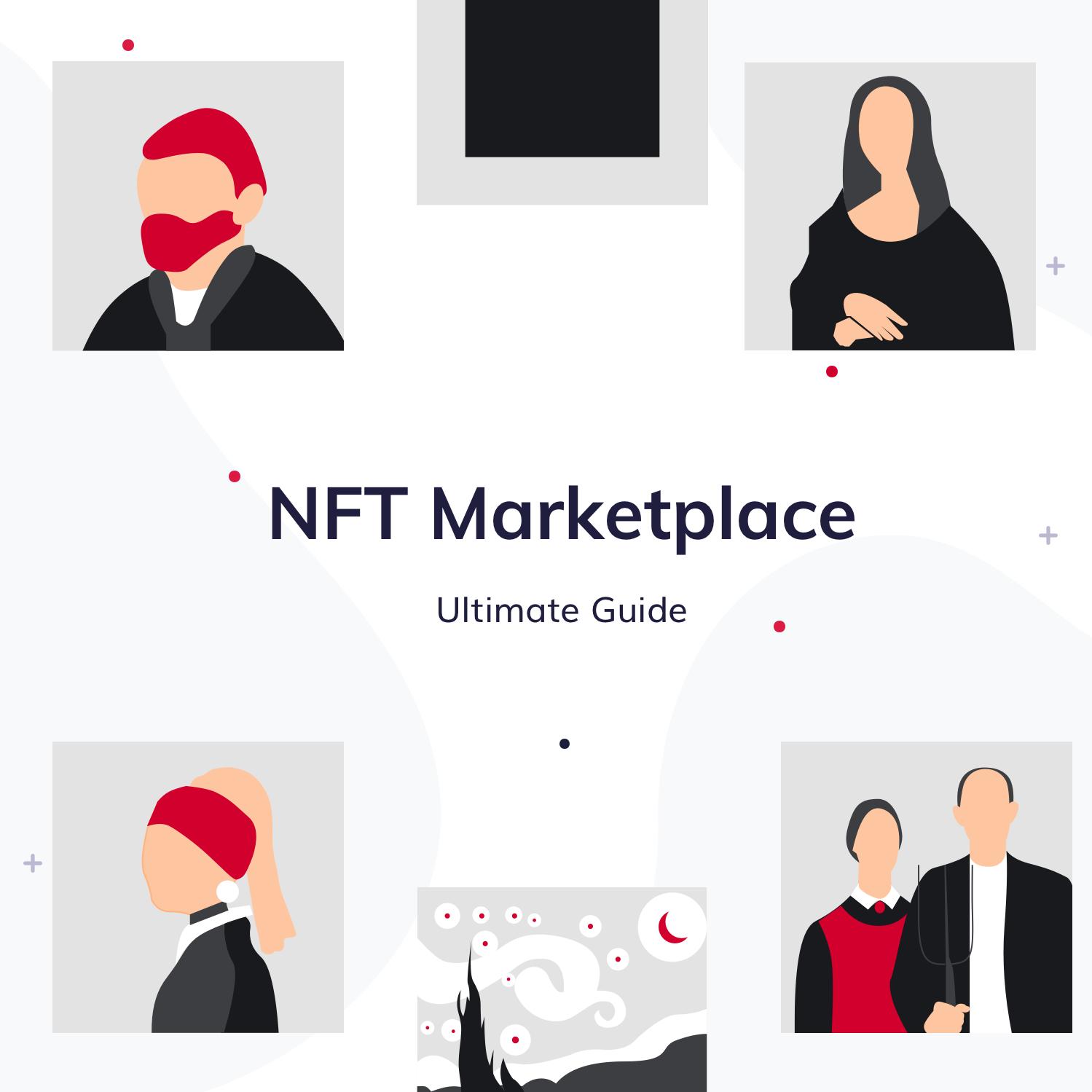 NFT marketplace development preview