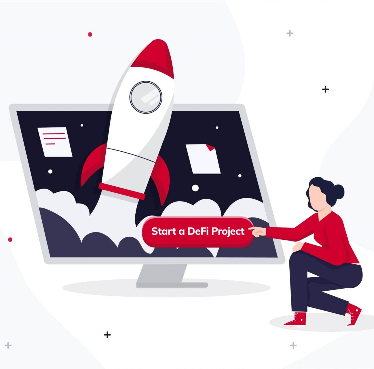 how to start a defi preview