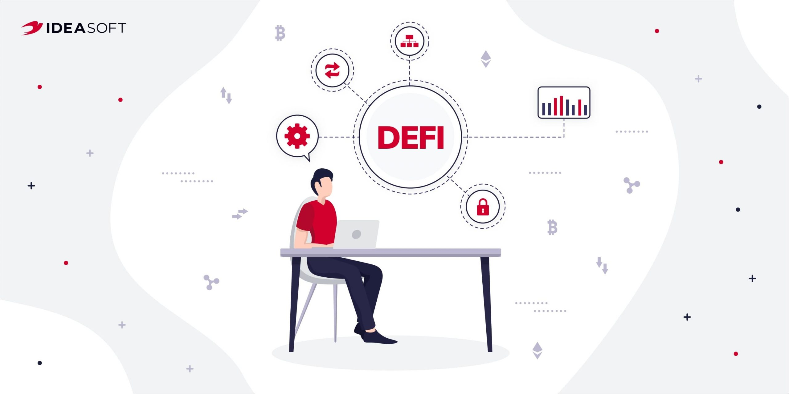 types of defi projects cover