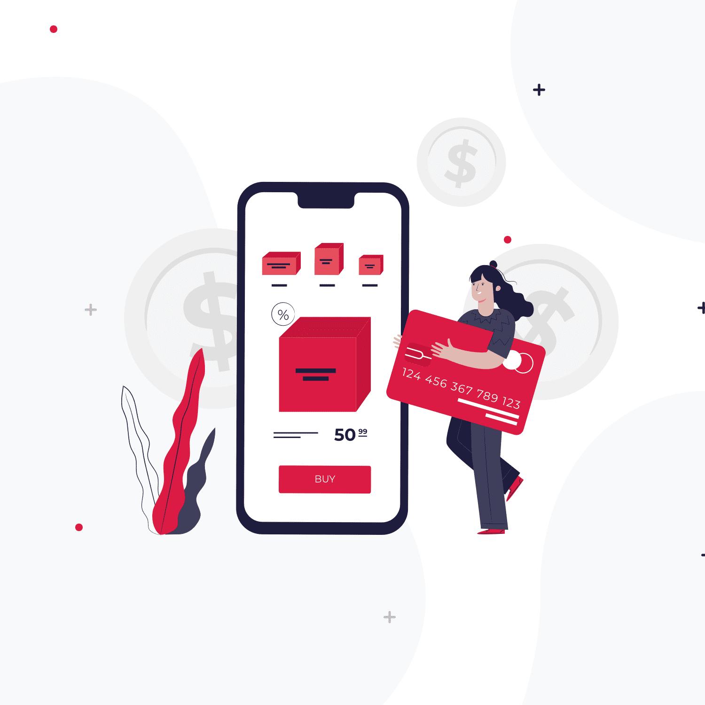banking app development preview