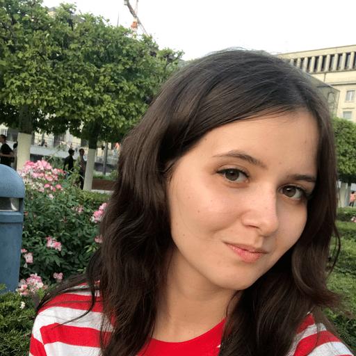 alina horobets author
